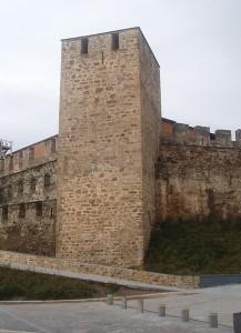 Ponferrada's Castle, continuing St. James' Way (Ponferrada)